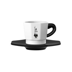 bialetti-porzellan-espressotassen-mit-unterteller-schwarz-weiss